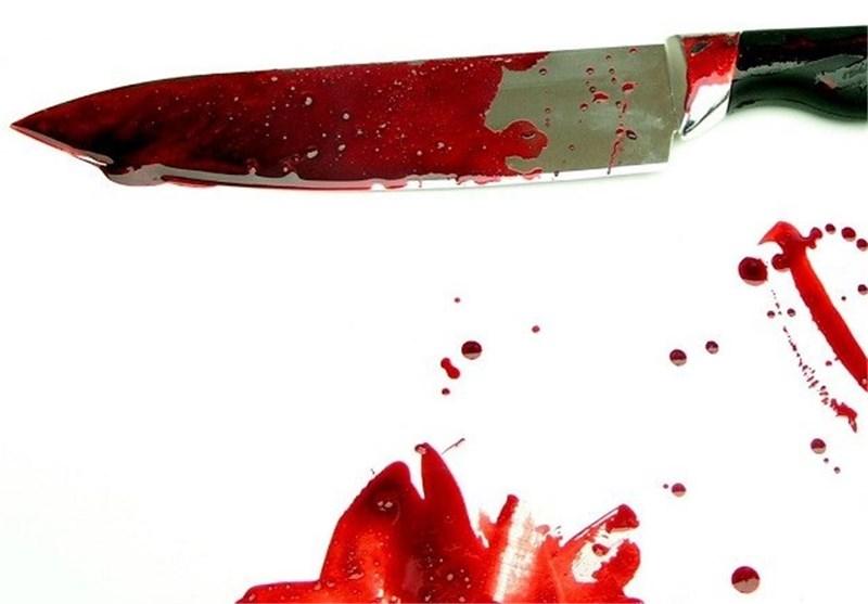 چاقوی خونی