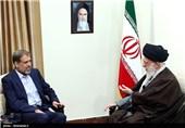 دبیرکل جهاد اسلامی فلسطین با امام خامنهای دیدار کرد