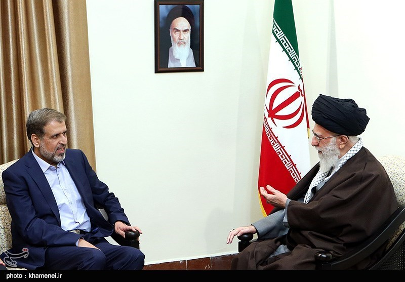 Ayatollah Khamenei Reaffirms Iran's Support for Palestine