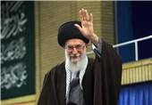 هزاران نفر از معلمان سراسر کشور با امام خامنهای دیدار کردند