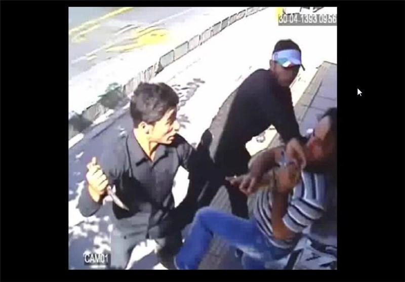 دستگیری زورگیران خشن به روایت فیلم