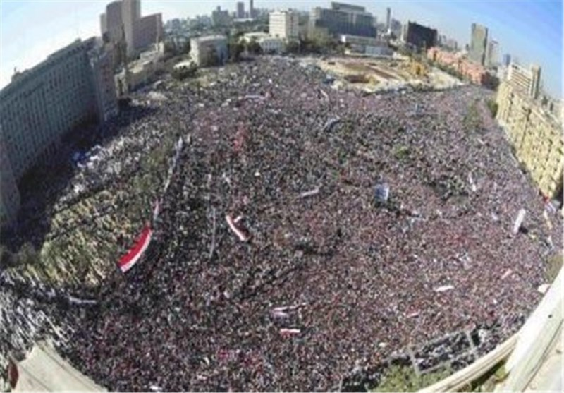 میدان التحریر بالقاهرة