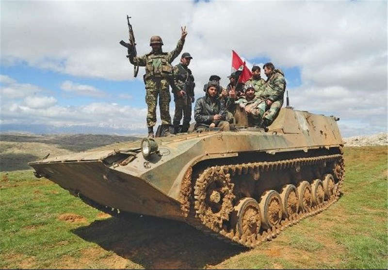 Syrian Army Takes Ground North of Aleppo