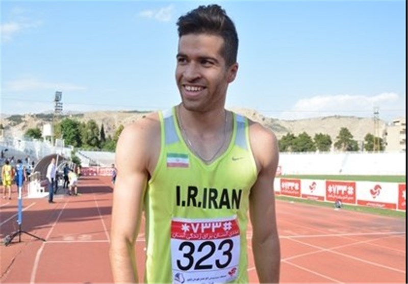 Iran's Taftian First at World Challenge Meeting Madrid