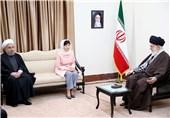 رئیسجمهوری کرهجنوبی با امام خامنهای دیدار کرد