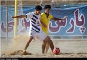 تیم ملی فوتبال ساحلی ایران در المپیک آسیایی ویتنام شرکت میکند