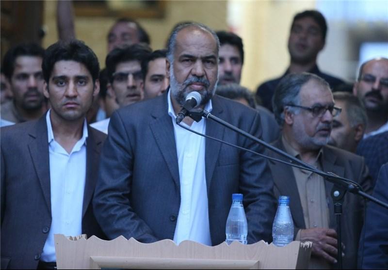 محمدرضا صباغیان نماینده مردم مهریز، بافق، بهاباد، خاتم و ابرکوه در مجلس دهم