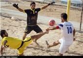 لیگ برتر فوتبال ساحلی کشور در ساری برگزار میشود/حضور 5 ملیپوش در اردوی شمال