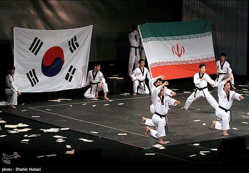 جشنواره یکدلی کره و ایران با حضور رییس جمهور کره جنوبی، علی جنتی و مولاوردی