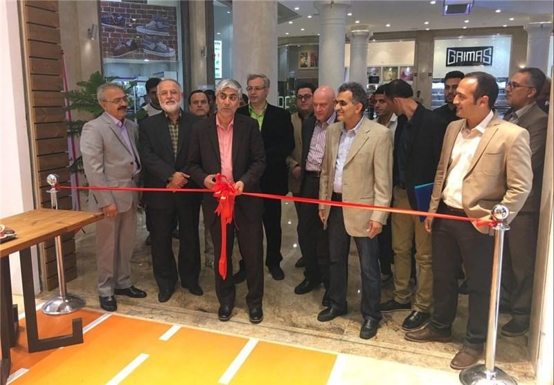 افتتاح بزرگترین نمایندگی لینینگ خاورمیانه در جزیره کیش با حضور هاشمی و شهنازی