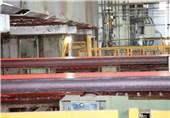 تولید تختال با عرض 2 متر در راستای شعار سال و مانع زدایی از تولید / تلاش شرکت فولاد مبارکه برای پمپاژ امید در جامعه