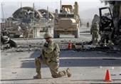 کاروان نظامیان خارجی در کابل هدف حمله انتحاری قرار گرفت