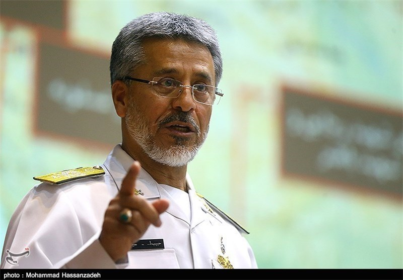 20,000 Iranian Navy Forces Deployed in Makran Coasts: Commander