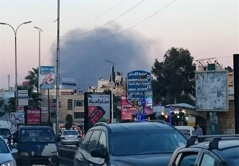 حلب حملات تروریستی