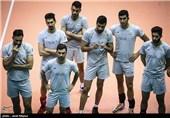 تیم ملی والیبال راهی فرانسه شد