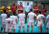 برنامه سفر تیم ملی والیبال به فرانسه مشخص شد