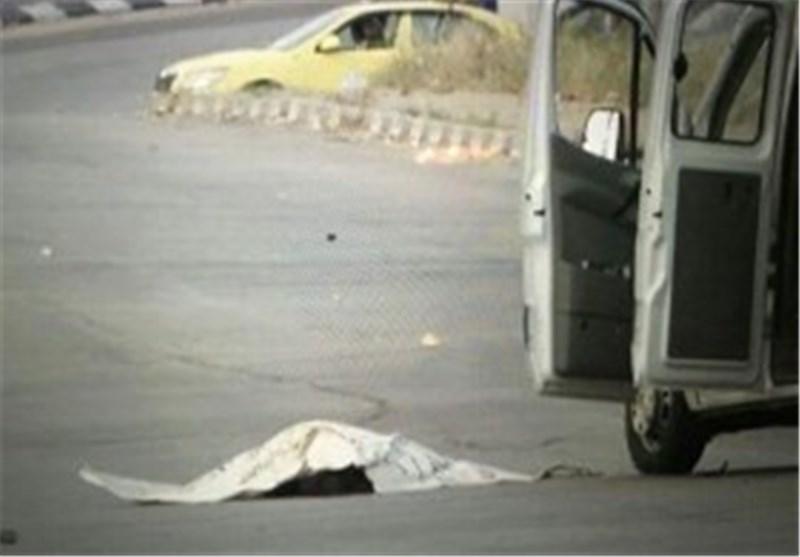 اصابة 3 جنود من جیش الاحتلال بعملیة دهس غرب رام الله