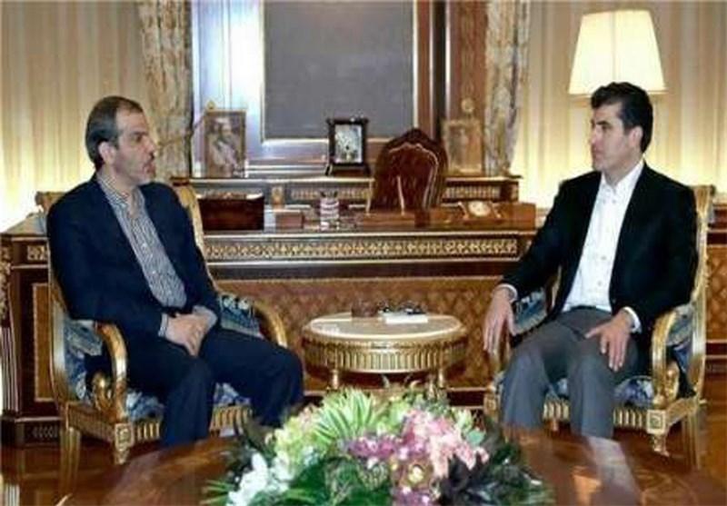 "ایران تؤکد على مواصلة دعم العراق فی الحرب ضد ""داعش"""