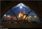 شب مبعث پیامبر اکرم(ص) در حرم امام رضا(ع)