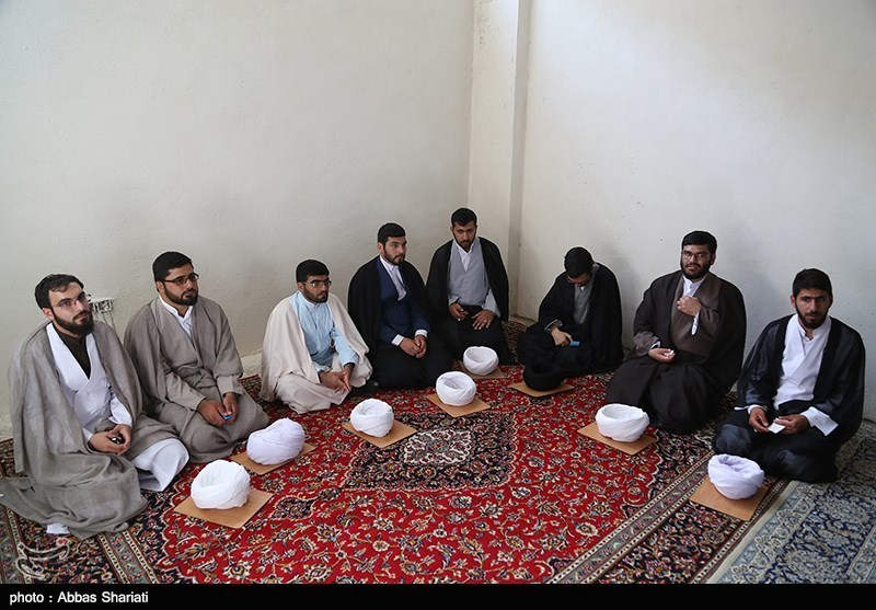 مراسم عمامه گذاری حوزه علمیه امام جواد (ع) -کرج
