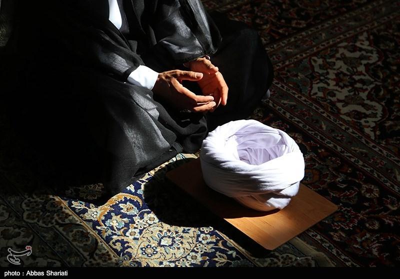 مراسم عمامهگذاری طلاب حوزه علمیه امام جواد(ع)+عکس