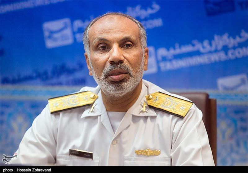 3,500 Ships Escorted by Iranian Navy's Fleets in Int'l Waters: Commander