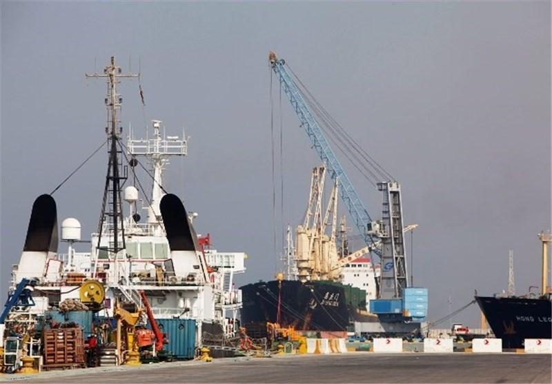 صادرات کالاهای چینی برای دومین سال متوالی کاهش یافت