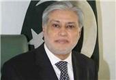 تلاش دولت پاکستان برای بازگرداندن «اسحاق دار»؛ گذرنامه وزیر سابق خزانه داری پاکستان باطل شد