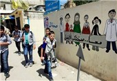 Palestinians Protest for 2nd Day UNRWA Health Care Changes