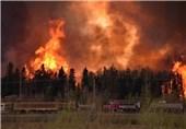 آتشسوزی آلبرتا