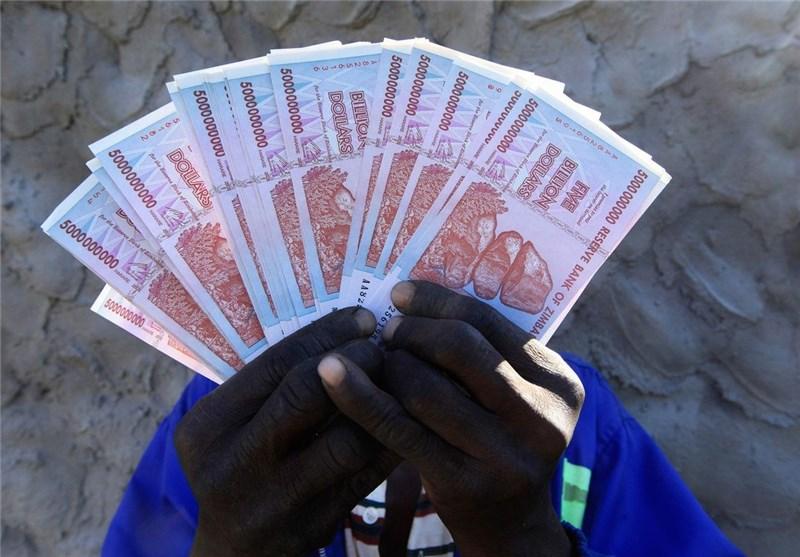 کمبود دلار آمریکا در زیمبابوه مشکل ساز شد