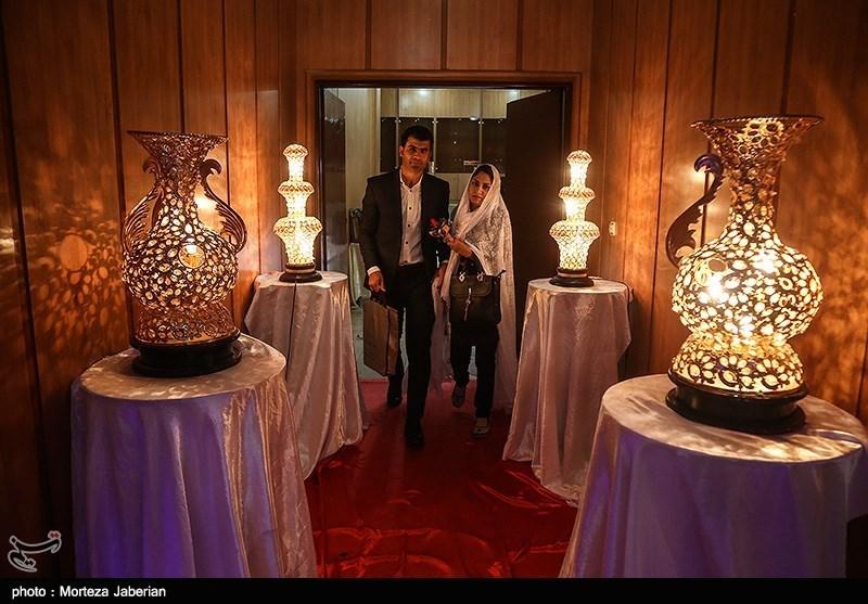 نوزدهمین جشن ازدواج دانشجویی در اهواز