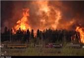 آتشسوزی جنگلها در کانادا