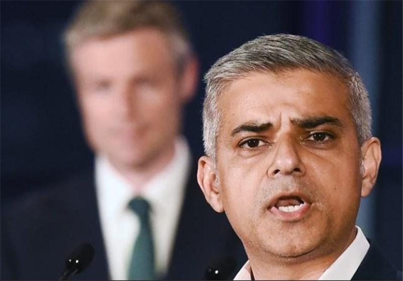 شهردار لندن: برای ترامپ فرش قرمز پهن نکنیم