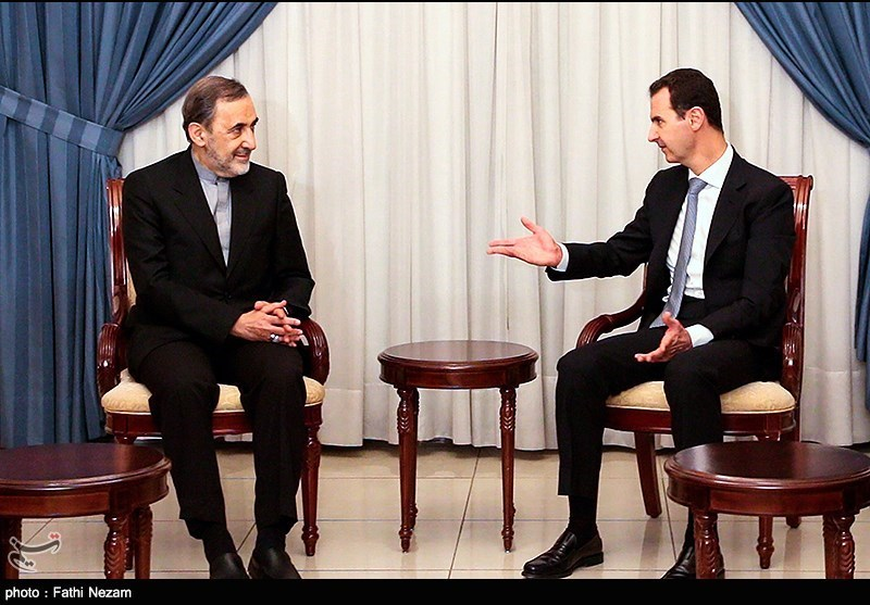 Syria's Assad Hails Tehran's Continued Support for Damascus