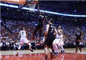 لیگ NBA| شکست سنگین آتلانتا در خانه/ نیکس از سد باکس گذشت