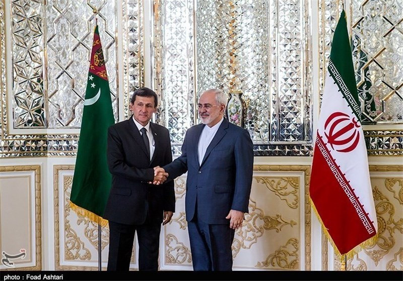 Iranian, Turkmen FMs Discuss Closer ties