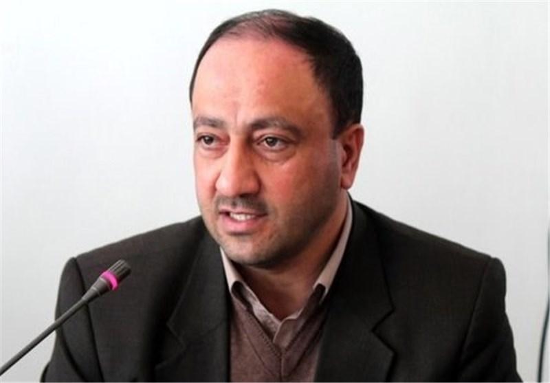 سید محمدحسن آل هاشم مدیرکل امور عشایر آذربایجان شرقی