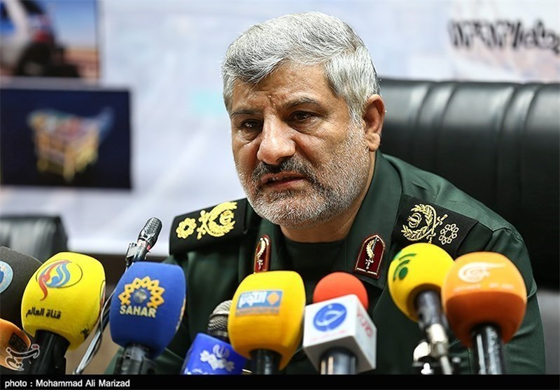 IRGC Base Implementing 100 Construction Projects in NW Iran: Commander