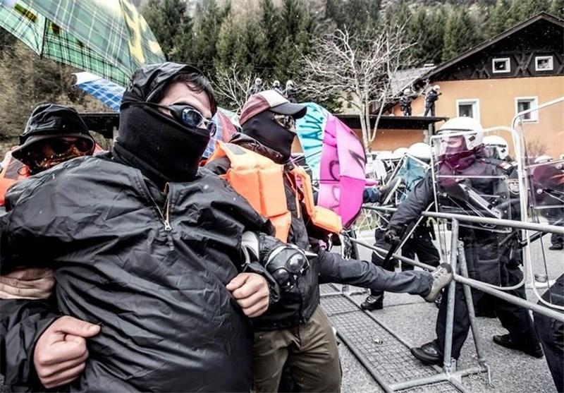 اعتراض به حصارکشی