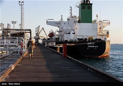 Iran's Kharg Oil Terminal
