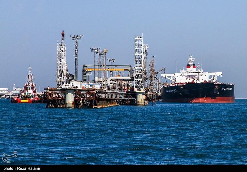 سکوی نفتی خارک