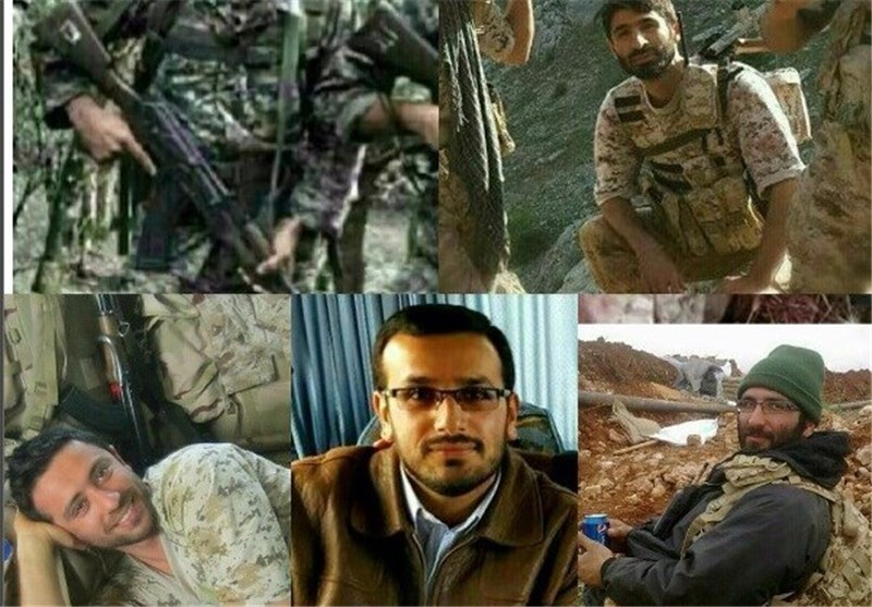 اسامی 13 شهید مدافع حرم مازندران اعلام شد
