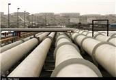 اجرای پروژه ملی دریافت و انتقال میعانات گازی میدان پارس جنوبی