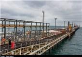 دومین خط لوله صادرات میعانات گازی سایت 2 پارس جنوبی تکمیل شد