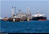صادرات نفت سکوی خارک پالایشگاه نفتکش