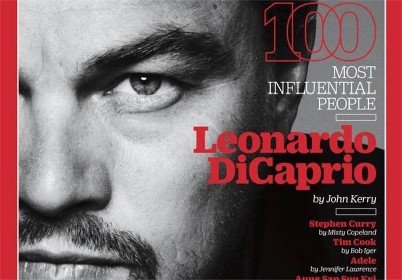 تایم 100 چهره لئوناردو دی کاپریو