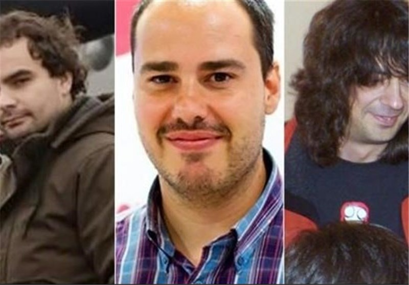 3 Spanish Journalists Kidnapped in Syria Freed