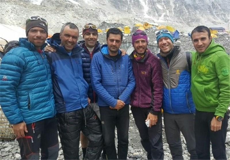صعود قیچیساز به قله لوتسه لغو شد