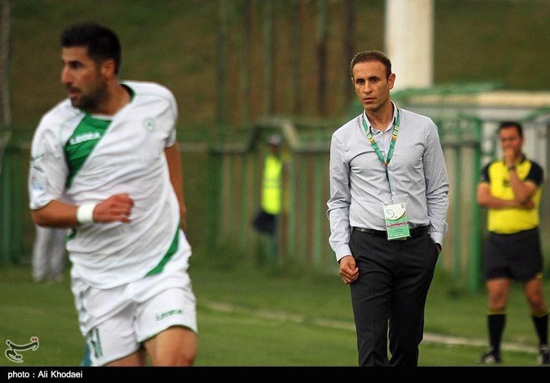 گلمحمدی: با هیچ تیمی مذاکره نکردهام/ تمرکزم روی بازی با العین است